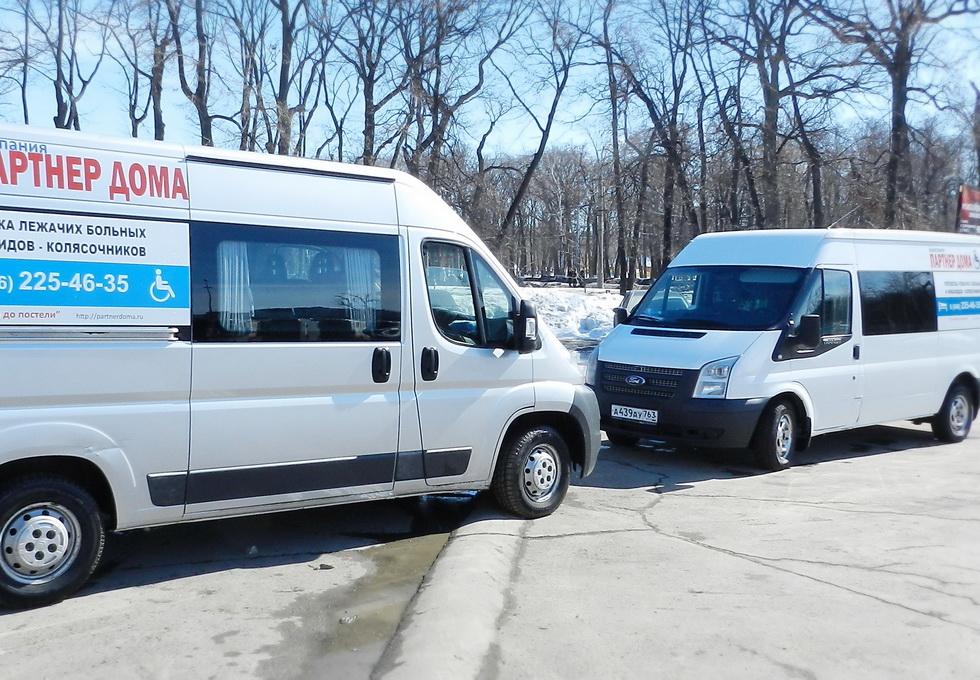 Расчет стоимости перевозки больных и инвалидов в Нижнем Новгороде.